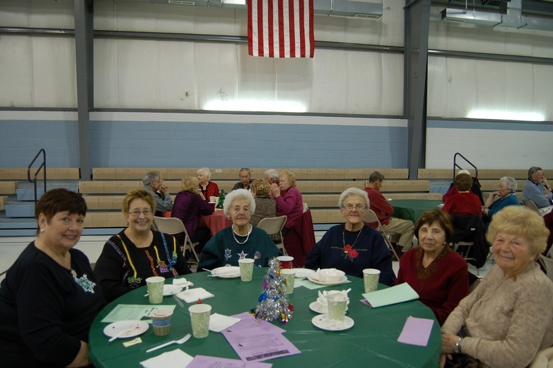 Senior Luncheon 2011 020