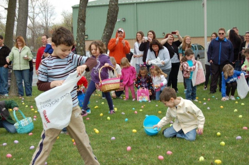 Easter Egg Hunt 011