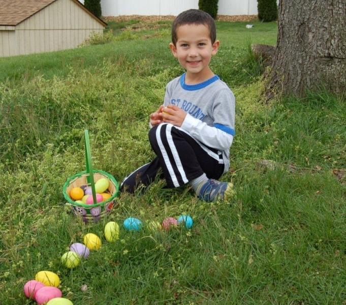 Easter Egg Hunt 024