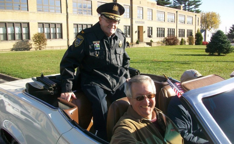Chief John M. Eller, Grand Marshal