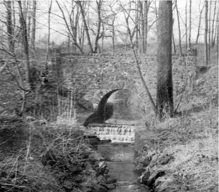 Stone Bridge in 1925
