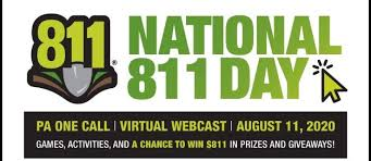 PA One Call National 811 Day Webcast Archives | General Building ...